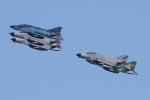 ファインディングさんが、茨城空港で撮影した航空自衛隊 RF-4E Phantom IIの航空フォト(写真)