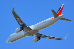 ちゃぽんさんが、成田国際空港で撮影したフィリピン航空 A321-231の航空フォト(飛行機 写真・画像)