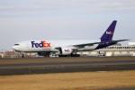 北の熊さんが、新千歳空港で撮影したフェデックス・エクスプレス 777-FS2の航空フォト(飛行機 写真・画像)