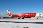 セブンさんが、新千歳空港で撮影したタイ・エアアジア・エックス A330-343Eの航空フォト(飛行機 写真・画像)