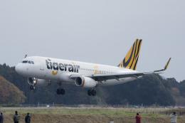 eagletさんが、茨城空港で撮影したタイガーエア台湾 A320-232の航空フォト(写真)