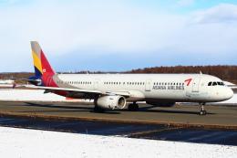 航空フォト:HL8256 アシアナ航空 A321