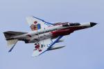 =JAかみんD=さんが、茨城空港で撮影した航空自衛隊 F-4EJ Kai Phantom IIの航空フォト(写真)