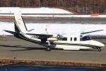 セブンさんが、新千歳空港で撮影した日本個人所有 695 Jetprop 980の航空フォト(飛行機 写真・画像)