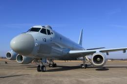 多楽さんが、茨城空港で撮影した海上自衛隊 P-1の航空フォト(写真)