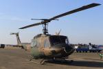 多楽さんが、茨城空港で撮影した陸上自衛隊 UH-1Jの航空フォト(写真)
