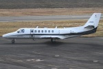 MOR1(新アカウント)さんが、岡南飛行場で撮影した岡山航空 560 Citation Ultraの航空フォト(写真)
