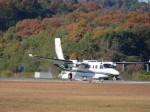 そら33さんが、広島空港で撮影した日本個人所有 695 Jetprop 980の航空フォト(飛行機 写真・画像)