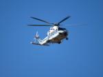 そら33さんが、広島空港で撮影した海上保安庁 AW139の航空フォト(飛行機 写真・画像)