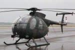 DONKEYさんが、新田原基地で撮影した陸上自衛隊 OH-6Dの航空フォト(写真)