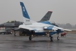 ゆう改めてさんが、新田原基地で撮影した航空自衛隊 T-4の航空フォト(写真)