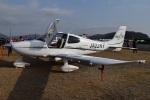 MOR1(新アカウント)さんが、笠岡ふれあい空港で撮影した日本法人所有 SR22 GTSの航空フォト(飛行機 写真・画像)