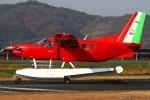 MOR1(新アカウント)さんが、笠岡ふれあい空港で撮影したせとうちSEAPLANES Kodiak 100の航空フォト(飛行機 写真・画像)