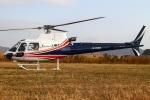 MOR1(新アカウント)さんが、笠岡ふれあい空港で撮影したノエビア AS350B3 Ecureuilの航空フォト(飛行機 写真・画像)