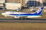 おみずさんが、福岡空港で撮影したANAウイングス 737-54Kの航空フォト(写真)