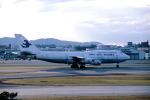 MOHICANさんが、福岡空港で撮影したタイ・スカイ・エアラインズ 747-206BM(SUD)の航空フォト(写真)