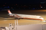 HEATHROWさんが、新潟空港で撮影した遠東航空 MD-83 (DC-9-83)の航空フォト(写真)