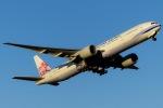 Snow manさんが、新千歳空港で撮影したチャイナエアライン 777-309/ERの航空フォト(写真)