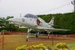 ちゃぽんさんが、岩国空港で撮影したアメリカ海兵隊 OA-4M Skyhawkの航空フォト(飛行機 写真・画像)