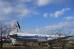 ☆ライダーさんが、成田国際空港で撮影した日本航空機製造 YS-11の航空フォト(写真)