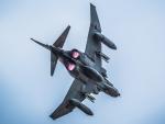NOCKsさんが、茨城空港で撮影した航空自衛隊 F-4EJ Kai Phantom IIの航空フォト(飛行機 写真・画像)