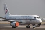 スポット110さんが、羽田空港で撮影した恆大地產 A319-133CJの航空フォト(写真)