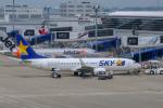 らむえあたーびんさんが、中部国際空港で撮影したスカイマーク 737-8FZの航空フォト(写真)