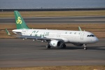 たっしーさんが、中部国際空港で撮影した春秋航空 A320-214の航空フォト(写真)