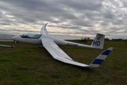 とびたさんが、関宿滑空場で撮影した日本個人所有 Discus 2bの航空フォト(飛行機 写真・画像)