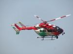 JA655Jさんが、笠岡ふれあい空港で撮影した岡山市消防航空隊 BK117C-2の航空フォト(写真)