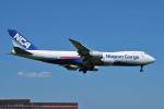 らむえあたーびんさんが、成田国際空港で撮影した日本貨物航空 747-8KZF/SCDの航空フォト(写真)