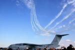 さかなやさんが、入間飛行場で撮影した航空自衛隊 C-2の航空フォト(写真)