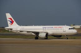JA8037さんが、台湾桃園国際空港で撮影した中国東方航空 A320-214の航空フォト(飛行機 写真・画像)