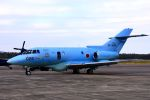 まいけるさんが、茨城空港で撮影した航空自衛隊 U-125A(Hawker 800)の航空フォト(写真)