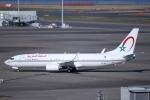 とらとらさんが、羽田空港で撮影したモロッコ政府 737-8KB BBJ2の航空フォト(写真)