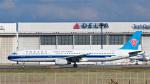 パンダさんが、成田国際空港で撮影した中国南方航空 A321-231の航空フォト(写真)