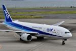 Dojalanaさんが、羽田空港で撮影した全日空 777-281/ERの航空フォト(写真)