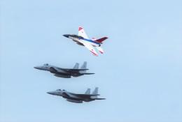 jp arrowさんが、岐阜基地で撮影した航空自衛隊 F-15J Kai Eagleの航空フォト(飛行機 写真・画像)
