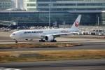もぐ3さんが、羽田空港で撮影した日本航空 777-346/ERの航空フォト(写真)