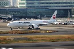 もぐ3さんが、羽田空港で撮影した日本航空 777-346/ERの航空フォト(飛行機 写真・画像)