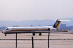 おみずさんが、福岡空港で撮影した日本エアシステム MD-81 (DC-9-81)の航空フォト(写真)