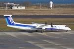 HEATHROWさんが、新潟空港で撮影したANAウイングス DHC-8-402Q Dash 8の航空フォト(写真)