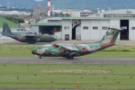 リンリンさんが、名古屋飛行場で撮影した航空自衛隊 C-1の航空フォト(写真)