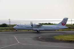 モヒカントライスタアさんが、沖永良部空港で撮影した日本エアコミューター ATR 72-600の航空フォト(飛行機 写真・画像)