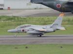 リンリンさんが、名古屋飛行場で撮影した航空自衛隊 T-4の航空フォト(写真)