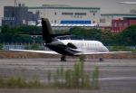 KAZKAZさんが、羽田空港で撮影したアメリカ企業所有 680 Citation Sovereignの航空フォト(写真)