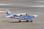 リンリンさんが、名古屋飛行場で撮影した日本法人所有 PA-28-140 Cherokeeの航空フォト(写真)