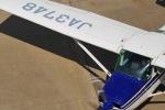 リンリンさんが、名古屋飛行場で撮影した日本個人所有 172Mの航空フォト(写真)