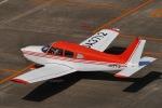 リンリンさんが、名古屋飛行場で撮影した日本法人所有 PA-28-151 Cherokee Warriorの航空フォト(写真)