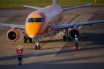 リンリンさんが、名古屋飛行場で撮影したフジドリームエアラインズ ERJ-170-200 (ERJ-175STD)の航空フォト(写真)